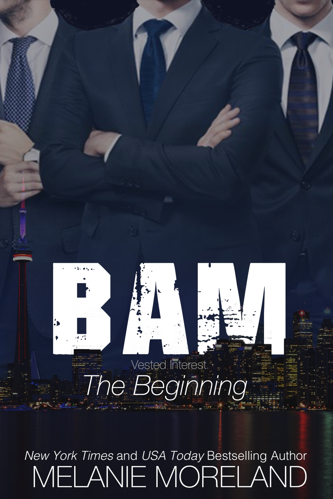 BAM-The Beginning Cover